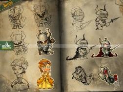 charactersDevelopment